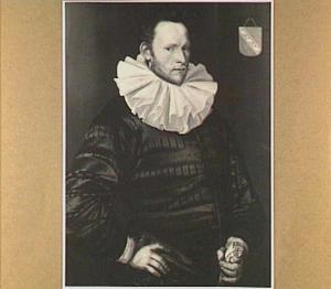 Portret van een man, waarschijnlijk Johan van Sypesteyn (1564-1625), echtgenoot van Catharina van Nijenrode
