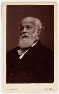 Portret van Willem George Pluygers (1812-1880)