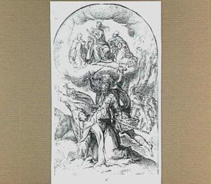 De dood van de Heilige Petrus Martelaar