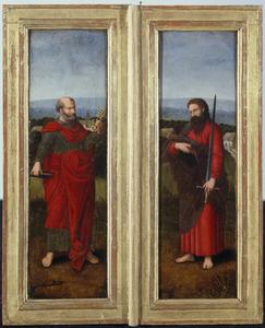De HH. Petrus en Paulus