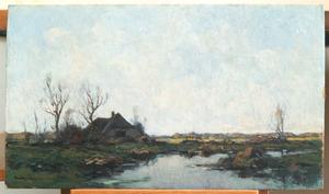 Waterplas in Overijssel