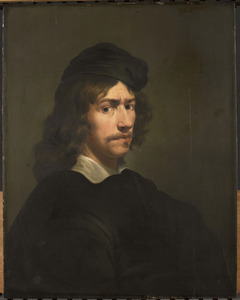 Zelfportret van Martin Mytens I (1648-1736)