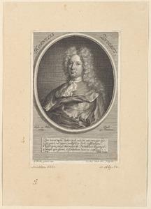 Portret van Cornelis Zweerts (1669-1742)