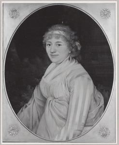 Portret van Rinske Heringa (1770-1834)