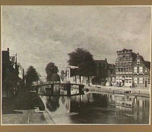 Stadsgezicht in Middelburg