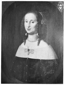 Portret van Christina Taets van Amerongen (1627-1686)