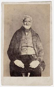 Portret van Aaldert van Wijk (1784-1867)