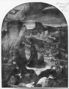 Christus in de Hof van Olijven