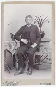 Portret van Albert de Pauw
