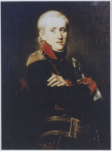 Portret van William Archibald Bake (1783-1843)
