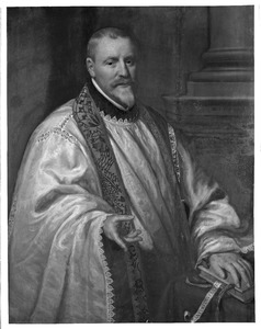 Portret van Johannes van Gouda (1571-1630)