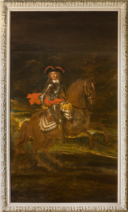 Portret van Godard van Reede (1644-1703)