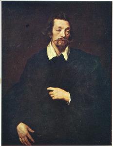 Portret van Jacomo de Cachiopin (?-1659)