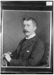 Portret van Lodewijk Hieronymus Schimmelpenninck (1858-1942)