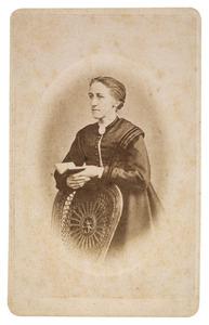 Portret van Helena Lucia Valckenier (1834-1870)