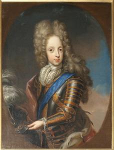 Portret van Prins Wilhelm (1687-1705)