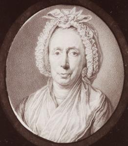 Portret van Cornelia Rydenius