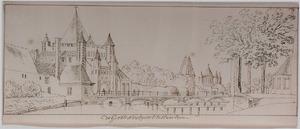 De Grote Houtpoort te Haarlem