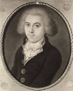 Portret van Abel Pierre Labouchere (1770-1807)