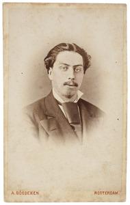 Portret van Willem Hendrik van Oordt (1849-1903)