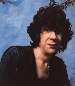 Portret van Sacha Bulthuis (1948- )