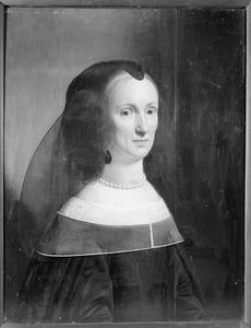 Portret van Anna Christina Taets van Amerongen ( -1698)