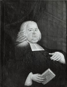 Portret van Jacob Hoornstra (1706- )