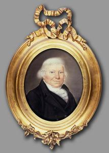 Portret van Carl Christian Levin Paehlig (1752-1814)