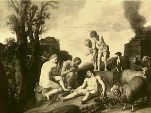 De bewening van Abel (Genesis 4:11)