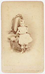 Portret van Sophie Marie Henriette van Ittersum (1867-1932)
