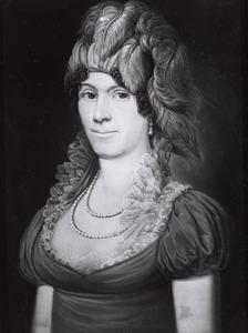 Portret van Maria Albertine von Maneil (1772-1850)