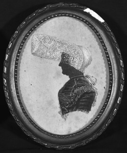 Portret van Margaretha Verschuir (1762-1827)