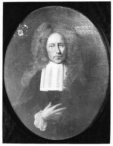 Portret van Adriaan Strick van Linschoten (1650-1724)