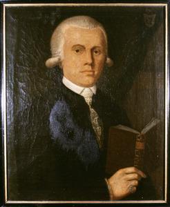 Portret van Jan Herman Wijgaers (1758-1820)