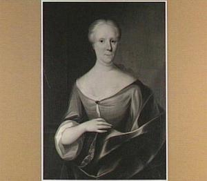 Portret van Maria Louise des H.R.R. Barones van Diepenbroeck zu Impel (1671-1732)