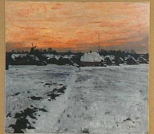Winteravond te Ede