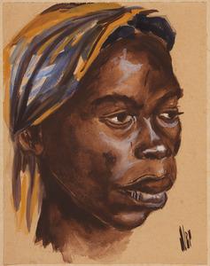 Portret van Maria Bigoté