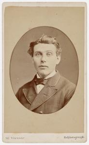 Portret van Willem George Frederik Terlaak (1854-1933)