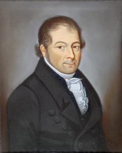 Portret van Focco Frederik Nieuwold van Hulten (1787-1847)