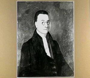 Portret van Maximiliaan Samson Eliza Kamphuis (1775-1845), wijnhandelaar te Zwolle