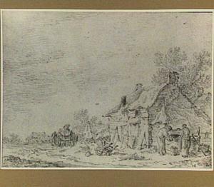 Figuren boerenhuis
