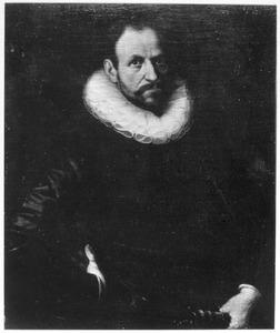 Portret van Abraham le Gillon (1579-1650)