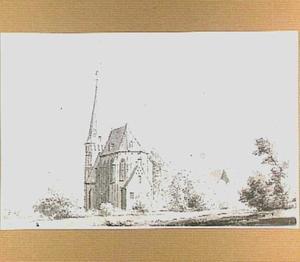 De hervormde kerk te Driel