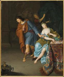 Aspasia en Pericles
