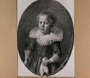 Portret van Josina van Esch (1627-....)