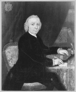 Portret van Jan Kneppelhout ( -1784)