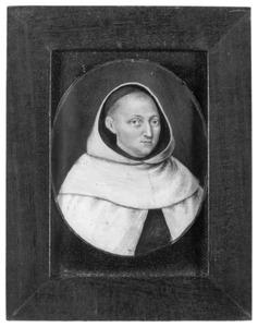 Portret van  een Carmeliet