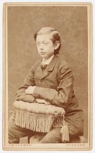 Portret van J.P. van Mansvelt