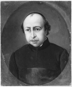 Portret van Nicolaus Joannes Antonius Steins Bisschop (1802-1861)