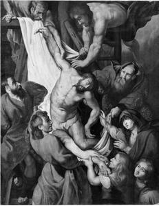 De kruisafneming van Christ